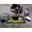 5' x 8' Michigan Tech Huskies Ulti Mat