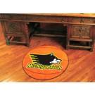 "27"" Round Michigan Tech Huskies Basketball Mat"