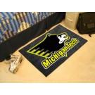 """Michigan Tech Huskies 19"""" x 30"""" Starter Mat"""