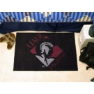 "Arkansas (Little Rock) Trojans 19"" x 30"" Starter Mat"