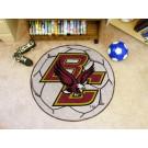"27"" Round Boston College Eagles Soccer Mat"