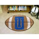"""22"""" x 35"""" Tulsa Golden Hurricane Football Mat"""
