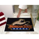 "34"" x 45"" Morgan State Bears All Star Floor Mat"