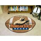 "22"" x 35"" Morgan State Bears Football Mat"
