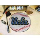 "27"" Round UCLA Bruins Baseball Mat"
