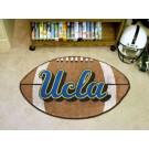 """22"""" x 35"""" UCLA Bruins Football Mat"""