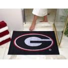 "34"" x 45"" Georgia Bulldogs All Star Floor Mat"