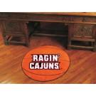 "Louisiana (Lafayette) Ragin' Cajuns 27"" Round Basketball Mat"