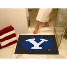 "34"" x 45"" Brigham Young (BYU) Cougars All Star Floor Mat"