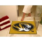 """34"""" x 45"""" Missouri Tigers All Star Floor Mat"""