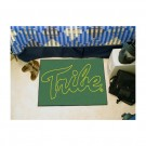 "William & Mary Tribe 19"" x 30"" Starter Mat"