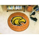 "27"" Round Southern Mississippi Golden Eagles Basketball Mat"