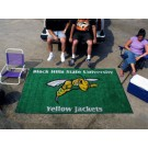 5' x 8' Black Hills State Yellow Jackets Ulti Mat