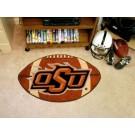 "22"" x 35"" Oklahoma State Cowboys Football Mat"