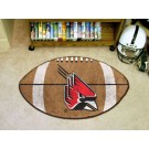 "22"" x 35"" Ball State Cardinals Football Mat"