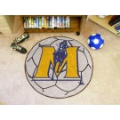 "27"" Round Murray State Racers Soccer Mat"