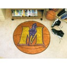 "27"" Round Murray State Racers Basketball Mat"