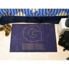 """Georgetown Hoyas 19"""" x 30"""" Starter Mat"""