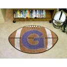"""22"""" x 35"""" Georgetown Hoyas Football Mat"""