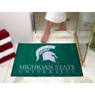 "34"" x 45"" Michigan State Spartans All Star Floor Mat"