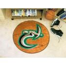 "27"" Round North Carolina (Charlotte) 49ers Basketball Mat"