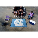 "5' x 6' North Carolina Tar Heels Tailgater Mat (with ""NC"")"