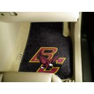 "Boston College Eagles 27"" x 18"" Auto Floor Mat (Set of 2 Car Mats)"