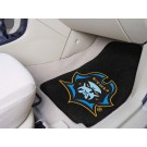 """East Tennessee State Buccaneers 27"""" x 18"""" Auto Floor Mat (Set of 2 Car Mats)"""