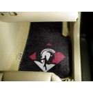 "Arkansas (Little Rock) Trojans 27"" x 18"" Auto Floor Mat (Set of 2 Car Mats)"