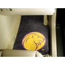 "North Alabama Lions 27"" x 18"" Auto Floor Mat (Set of 2 Car Mats)"