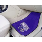"Western Carolina Catamounts 27"" x 18"" Auto Floor Mat (Set of 2 Car Mats)"