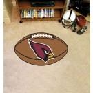 """22"""" x 35"""" Arizona Cardinals Football Mat"""