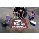 5' x 6' Arizona Cardinals Tailgater Mat