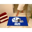 """34"""" x 45"""" Indianapolis Colts All Star Floor Mat"""