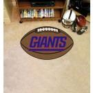 """22"""" x 35"""" New York Giants Football Mat"""