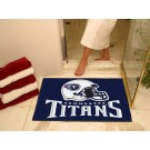 "34"" x 45"" Tennessee Titans All Star Floor Mat"