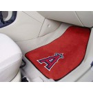 "Los Angeles Angels of Anaheim 27"" x 18"" Auto Floor Mat (Set of 2 Car Mats)"