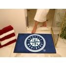 "34"" x 45"" Seattle Mariners All Star Floor Mat"