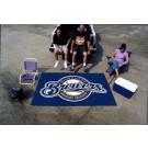 5' x 8' Milwaukee Brewers Ulti Mat