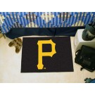 "Pittsburgh Pirates 19"" x 30"" Starter Mat"