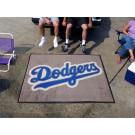 5' x 6' Los Angeles Dodgers Tailgater Mat