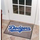 "Los Angeles Dodgers 19"" x 30"" Starter Mat"
