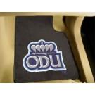 "Old Dominion Monarchs 27"" x 18"" Auto Floor Mat (Set of 2 Car Mats)"