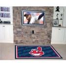 Cleveland Indians 5' x 8' Area Rug