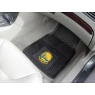 "Golden State Warriors 18"" x 27"" Heavy Duty Vinyl Auto Floor Mat (Set of 2 Car Mats)"