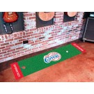 "Los Angeles Clippers 18"" x 72"" Putting Green Runner"