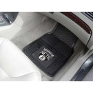 "New Jersey Nets 18"" x 27"" Heavy Duty Vinyl Auto Floor Mat (Set of 2 Car Mats)"
