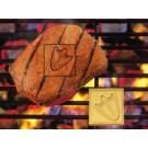 Oregon Ducks Fan Brand (Set of 2) - Branding Irons