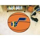 """Utah Jazz 27"""" Basketball Mat"""