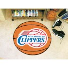 "Los Angeles Clippers 27"" Basketball Mat"